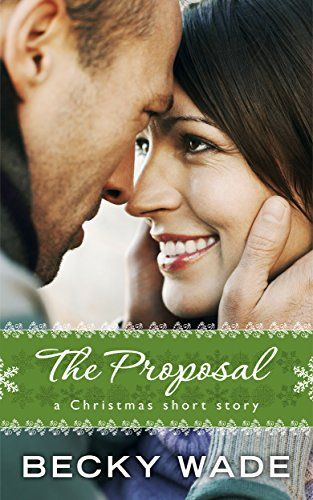 The Proposal features two secondary characters from A Love Like Ours, Amber and Will.  It's available at Amazon for just .99!  This heartwarming short story might be just the thing for a chilly December night.  Simply add a mug of cocoa and a throw blanket and you'll be all set.  :)