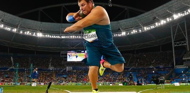 Olimpíadas Rio 2016: Darlan quebra recorde brasileiro e fica em 5º no arremesso de peso