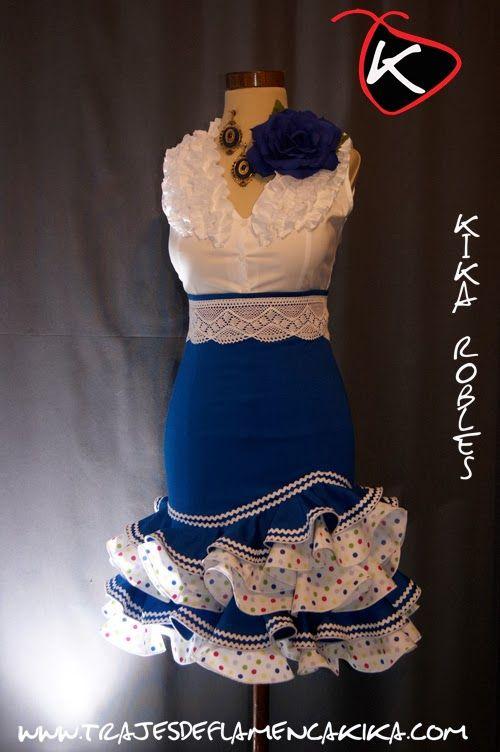 TRAJES DE FLAMENCA KIKA: Faldas y Camisas