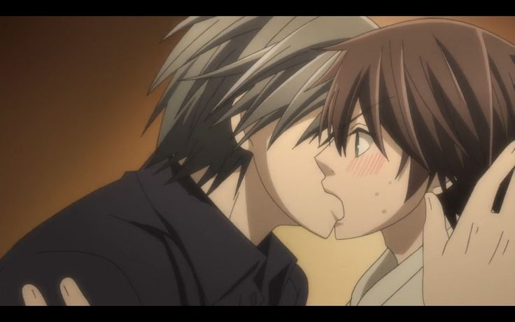 Misaki x Usagi~Junjou Romantica S0303   Junjou romantica ...