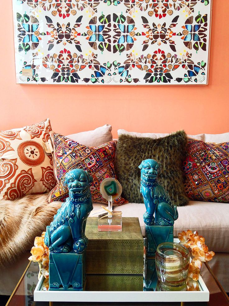 These 6 Pieces Of Colorful Furniture Are Absolute Must Haves: 17 Best Images About Must Love FOO Dogs! On Pinterest