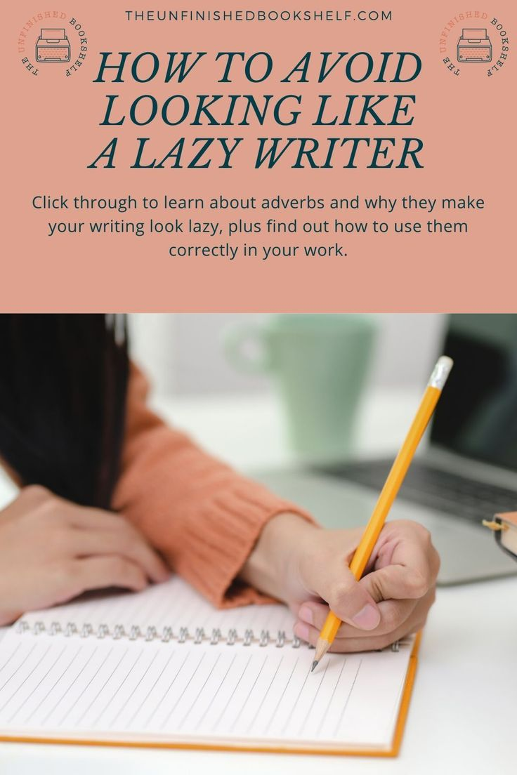 Avoid looking like a lazy writer in 2020 Cool writing