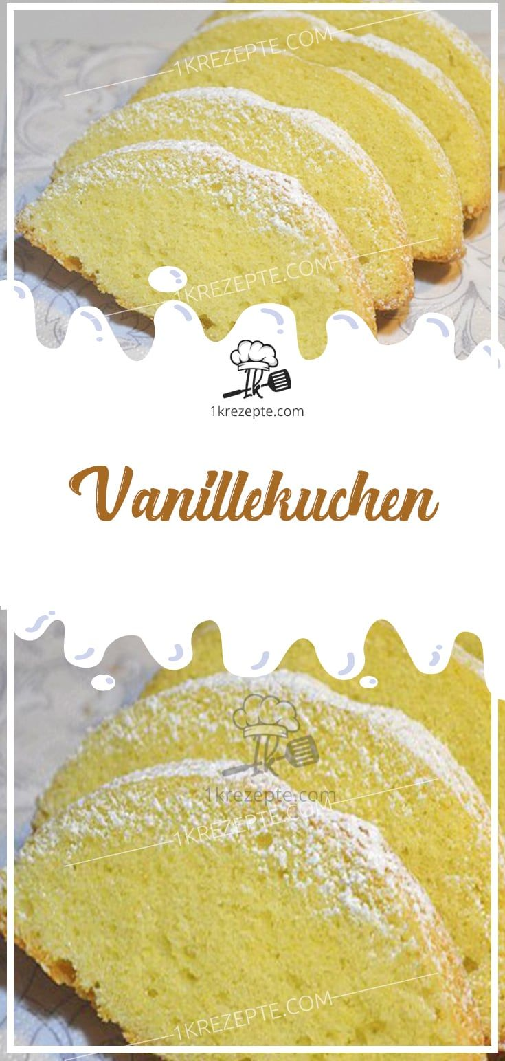 Vanillekuchen