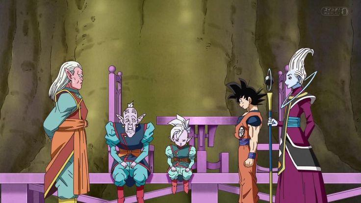 Kibito (キビト Kibito) es el ayudante y guardaespaldas del Kaio-shin del Este. Es un experto combatiente y con ciertos poderes curativos y mágicos como corresponde a su función. Su técnica más conocida es la teletransportación. Kibito es un Shin-jin de piel rosa intenso. Posee una larga caballera blanca, con una frente amplia y una cara ancha y marcada, aparentando tener una edad madura (comparada a la de un humano, a pesar de poseer una vida muy larga). Lleva un atuendo Shin-jin granate y...