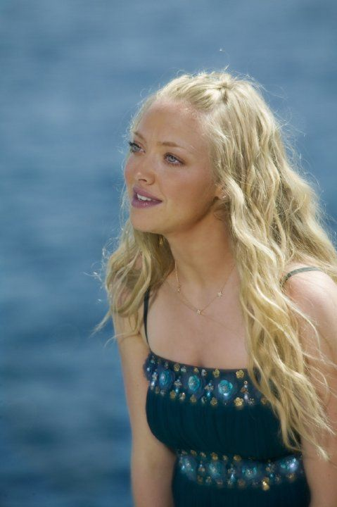 "Amanda Seyfried in ""Mamma Mia!"" (2008). COUNTRY: United Kingdom. DIRECTOR: Phyllida Lloyd."