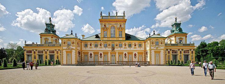 69. Augustyn Locci, Pałac w Wilanowie, fund. Jan III Sobieski, 1681-96
