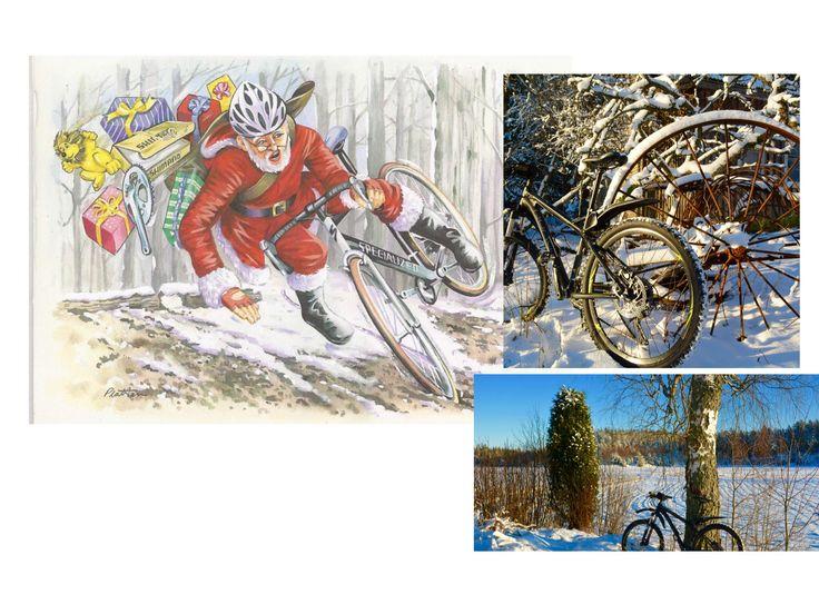 Cyclingchristmas