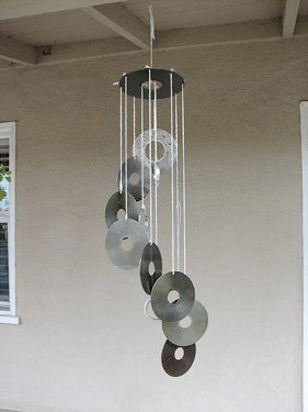 Great way to upcycle old CDs.                                                                                                                                                                                 More