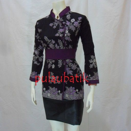 52 best Model dress batik modern terbaru online images on