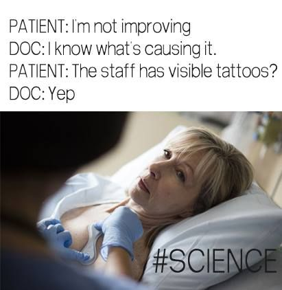 Understanding tattoos in the workplace