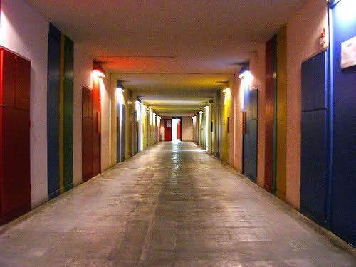 Le Corbusier - Cite Radieuse.