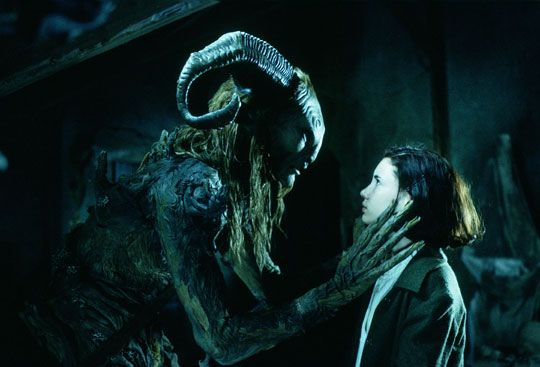 Favorite movie. Like ever, EVER. (Pan's Labyrinth)