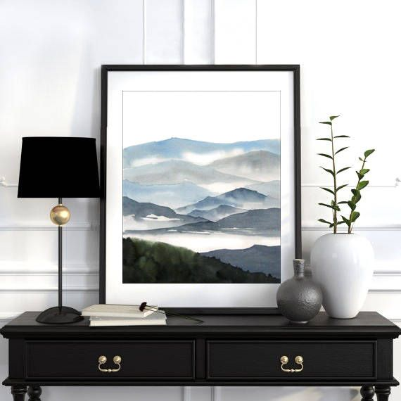 35++ Large wall art for living room canada info