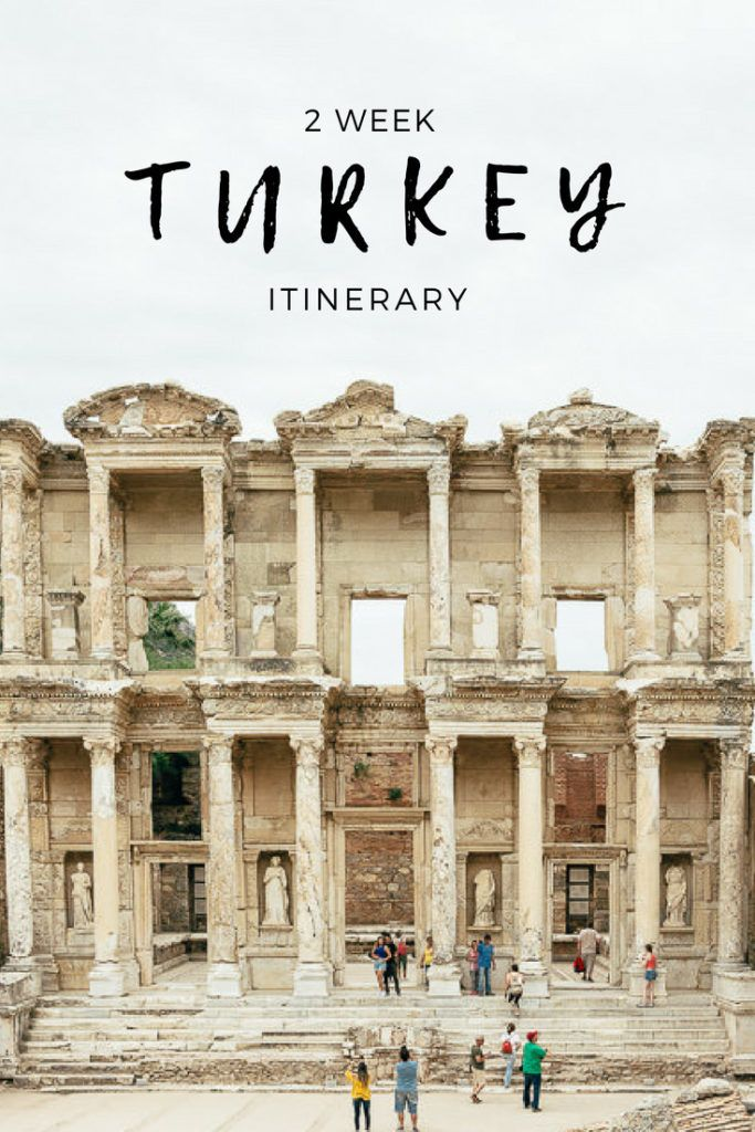 Our guide for an amazing 2 weeks in Turkey / Turkey itinerary 2 weeks / Turkey i…