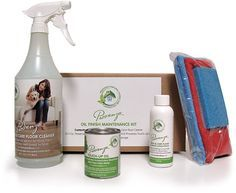 Provenza Oil Finish Floor Care Kit
