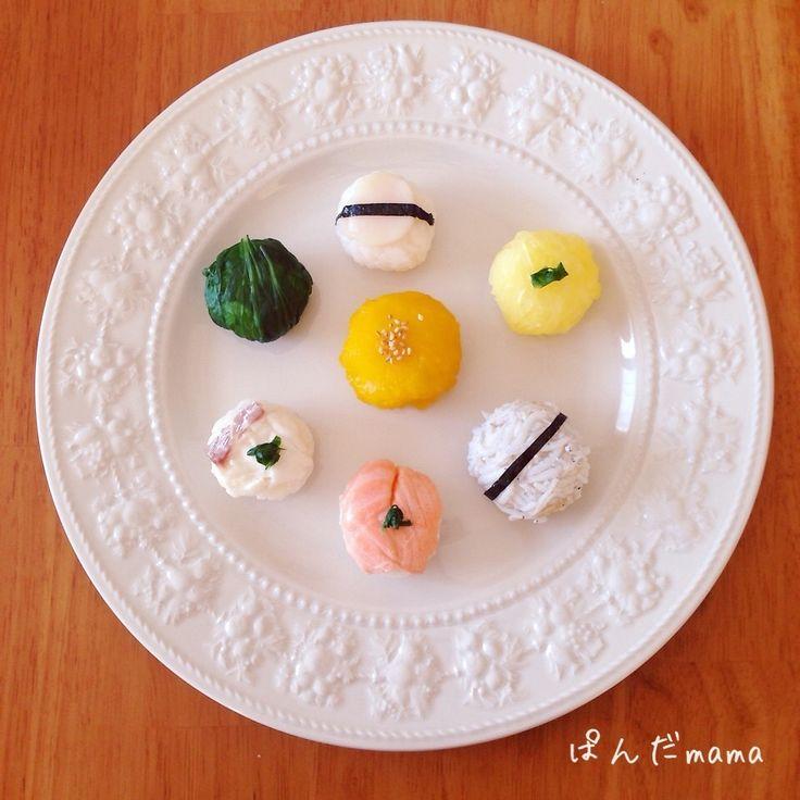 こんばんは♬  今日は、息子の1歳のお誕生日です(´∀`)  ずっと作りたかったChaさんの手毬ずし♡ やまもんさんが真似っこしていて、私も一目惚れしました(〃∇〃)  メニュー ♡ホタテ ♡そうめん瓜 ♡釜揚げしらす ♡サーモン ♡鯛 ♡水菜 ♡カボチャ  とっても美味しそうに出来ました♡   1歳、あっという間でした。 今日は、スタジオアリスに写真も撮りに行きました。以前の写真と比較して成長がとってもよくわかりました。  1歳お誕生日おめでとう♡