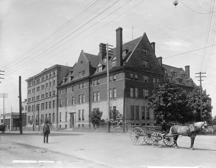 Hotel Vancouver - 1889
