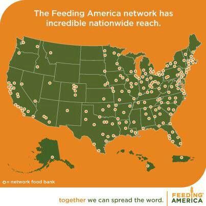 Feeding America Food Banks