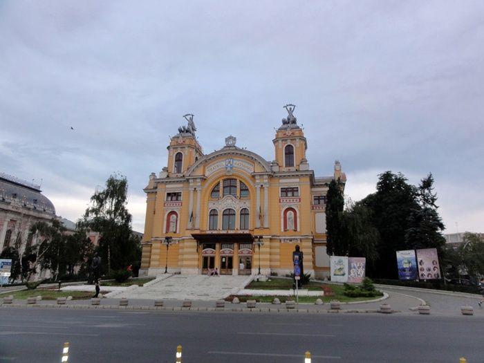 Cluj- Napoca -Teatrul National