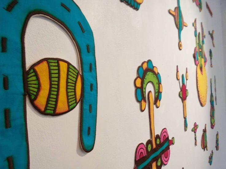 #sneakpreview for #gibca2017 #gibcaextended opening tomorrow @ konstepidemin 17:00  NEW WORK!  #newwork #textileart #colorgasm #sewing #fineart #art #eatenkate #exhibition #doodles #skiss #kunst #konst #taide #fabric #sewingmachine #sweden #dutchartist #drawing #dutchart #sverige #göteborgkonst #göteborg
