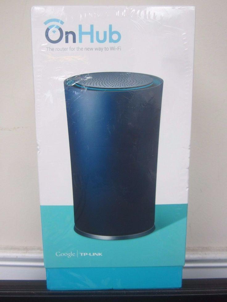 TP-LINK Google OnHub On Hub Dual-Band AC1900 Wireless WiFi Gigabit Router