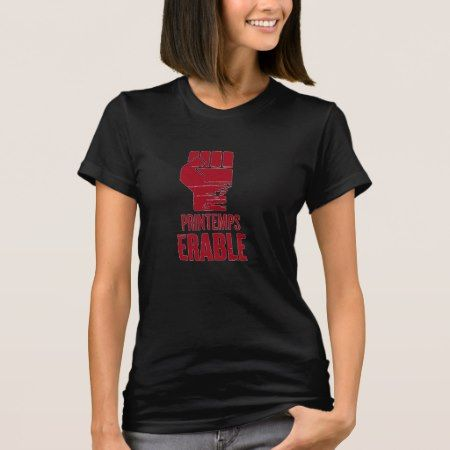 Printemps Erable Rouge T-Shirt - tap to personalize and get yours