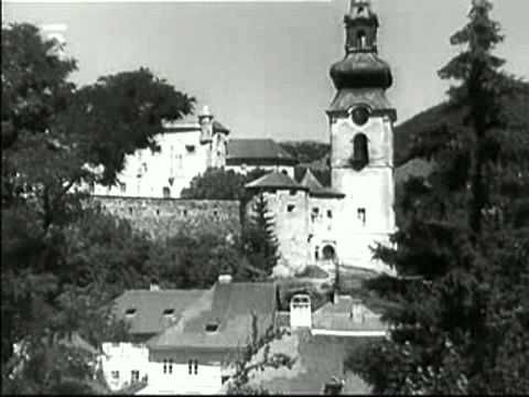 Stredné Slovensko (1938) - YouTube