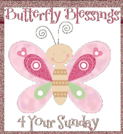 Have a Blessed Sunday! :)
