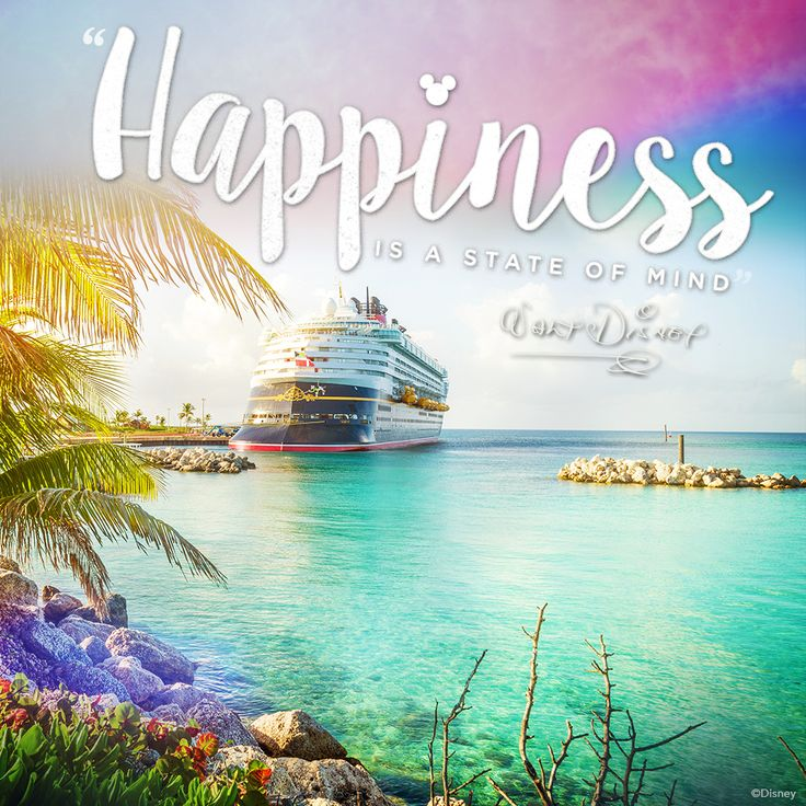 Your [Castaway] Cay To Happiness. #DisneyCruise