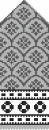 Un kit pour tricoter des moufles.  En vente chez Hobbywool (Riga). Mes préférées : les latvian gray.  Aussi sur Etsy.