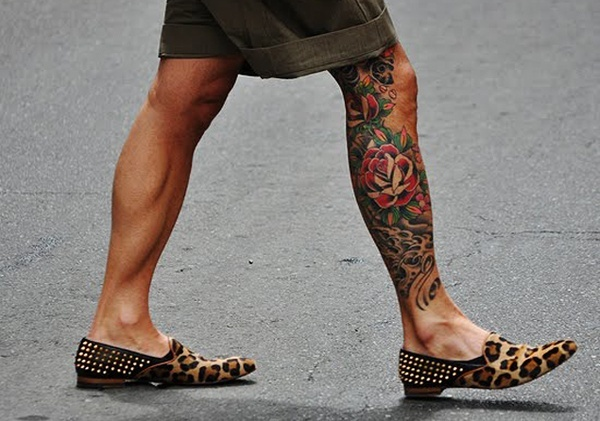 Leg sleeve tattoo ideas pinterest sleeve the o 39 jays for Mens leg sleeve tattoo