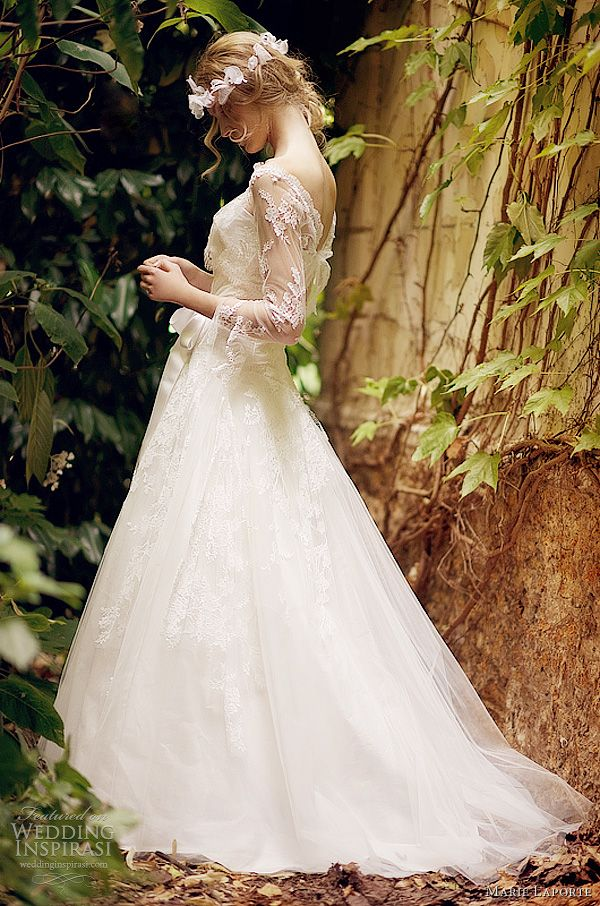 I adore these dresses.: Lace Wedding Gowns, Wedding Dressses, Bridal Collection, Ball Gowns, Mary Laporte, Dreams Wedding Dresses, Princesses, Bride, Fairies Tales