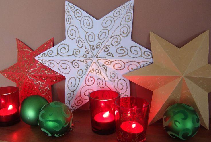 Living.cz - Jak si udělat Vánoční hvězdy