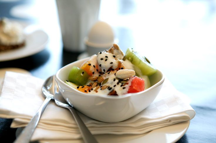 Fruit salad recepie