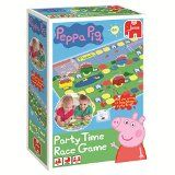 Jumbo 18498 Peppa Pig Party Time Race Game