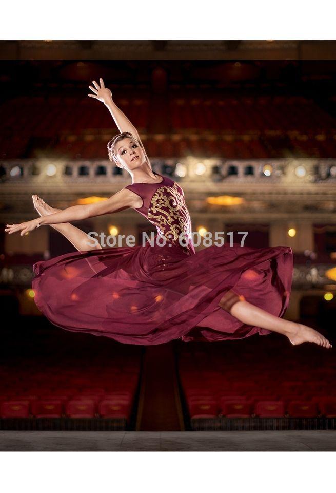 Adultos Leotardo De Brocado de Lentejuelas Vestido Largo Vestido de baile de Salón de Baile de Gimnasia Ropa Vestido de Las Mujeres Ropa de Baile de Ballet en Salón de baile de Novedad y de Uso Especial en AliExpress.com | Alibaba Group