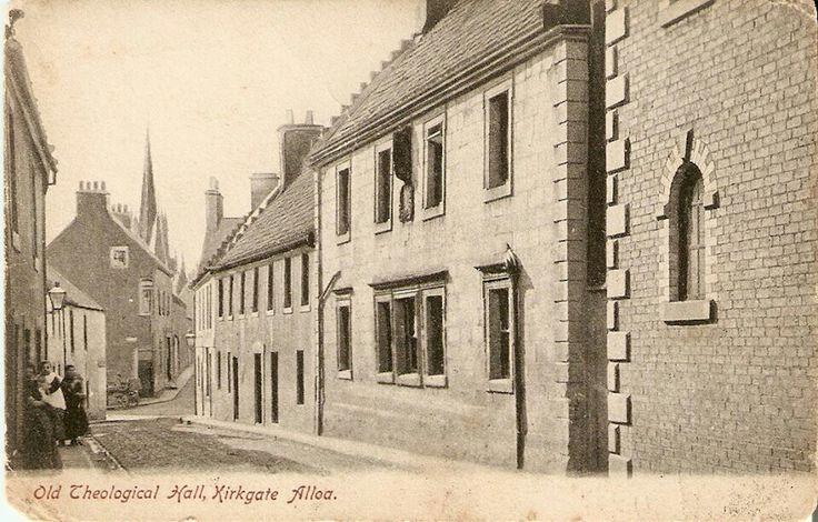 Kirkgate, Alloa