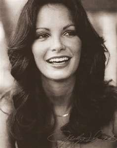 Angel-Jaclyn Smith  I once read that Jaclyn Smith's face is a rarity in that it is extremely symmetrical. Must be nice. :)