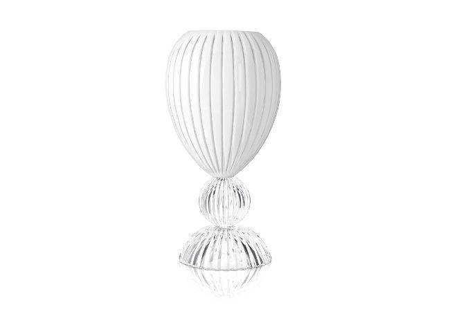 Vaza Mirus Alba Mario Cioni #vaza #cristal #decoratiuni #mariocioni #cadouri