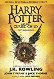 Harry Potter and the Cursed Child, Parts 1 & 2, Special Rehearsal Edition Script J.K. Rowling (Author), Jack Thorne (Author), John Tiffany (Author)  (6453)Buy new:  $  29.99  $  17.98 191 used & new from $  12.05(Visit the Best Sellers in Books list for authoritative information on this product's current rank.) Amazon.com: Best Sellers in Books...