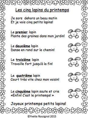 Comptine et activités pour le son IN en français I French phonics activities