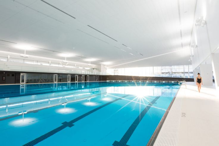 50m competition pool