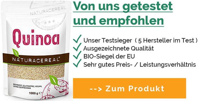 BIO Quinoa Produkt
