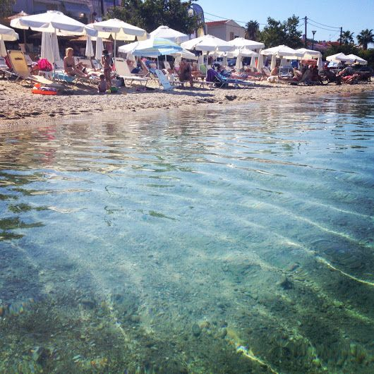 A reason why September is the best time for vacations! Enjoy.. Καλημέρα!  Goo...