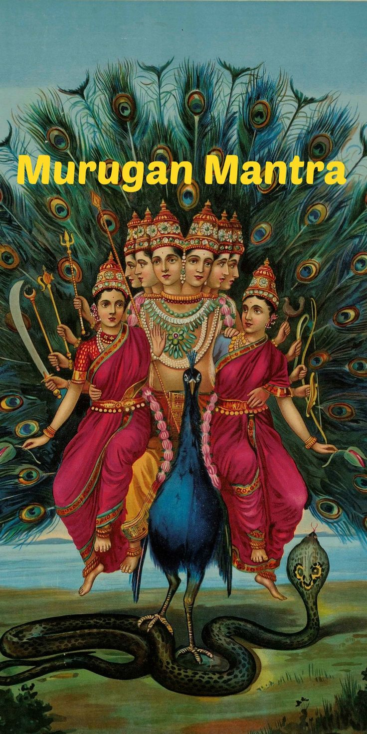 Lord Murugan Mantra For Success – Benefits and Meaning – Om Saravana Bhava