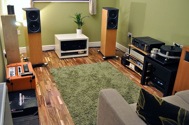 High End Audio Audiophile Music Listening Room High End