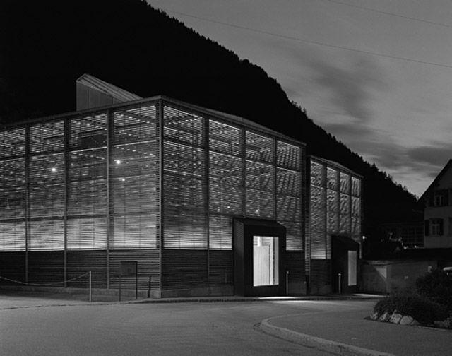 Protective Housing for Roman Excavations, Chur, Graubünden