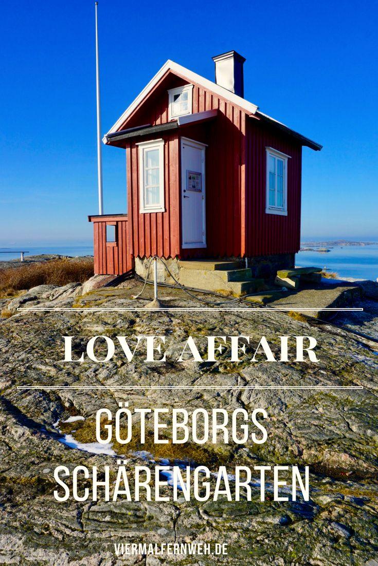 Göteborgs Schärengarten, unglaublich schön und leicht zu erreichen. Tipps und Schwärmerein auf viermalfernweh.de #Schweden #Göteborg #Natur #Reise #Reiseblog