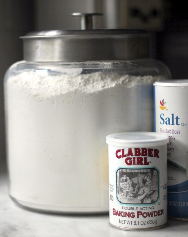 How to make your own cake flour and self-rising flour from regular all-purpose! So ridiculously easy.