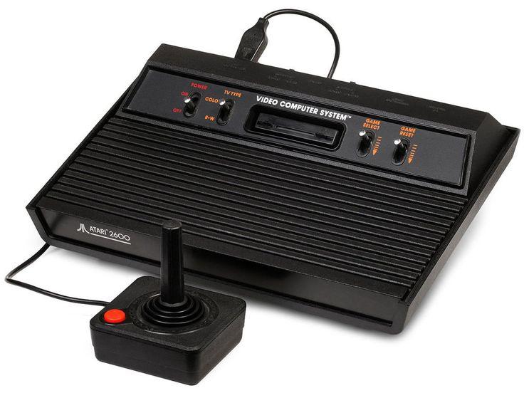 """Atari 2600 """"Darth Vader"""""""